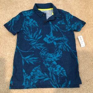 Old Navy Boys Polo Shirt